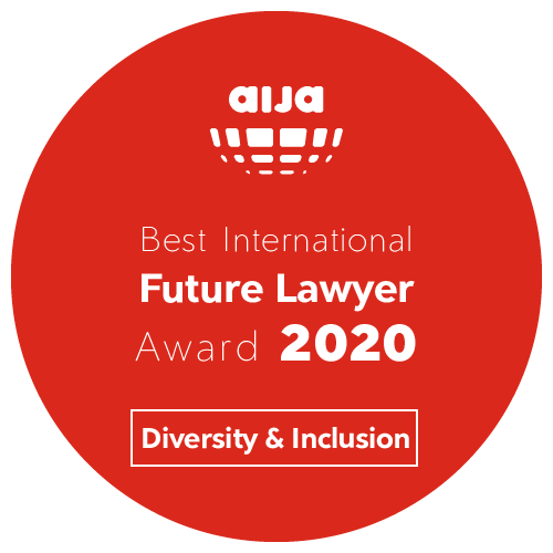 AIJA Best International Future Lawyers Award